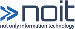 Logo noit - not only information technology